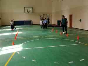 спортивные занятия