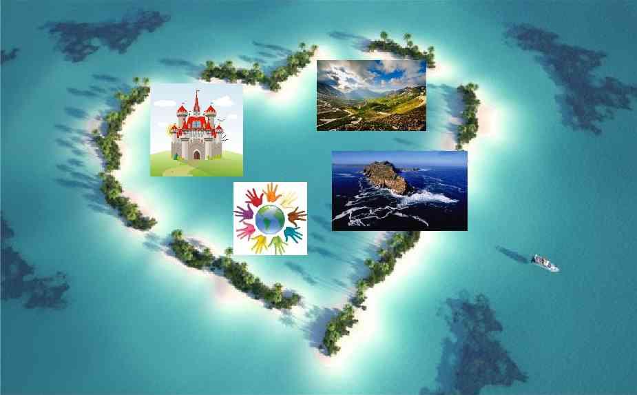 остров дружбы