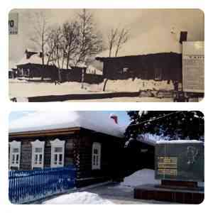 дом жительницы д. Петрищево Прасковьи Кулик, где провела ночь перед казнью  Зоя Космодемьянская